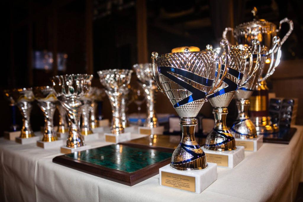 Награды лучший по итогам года